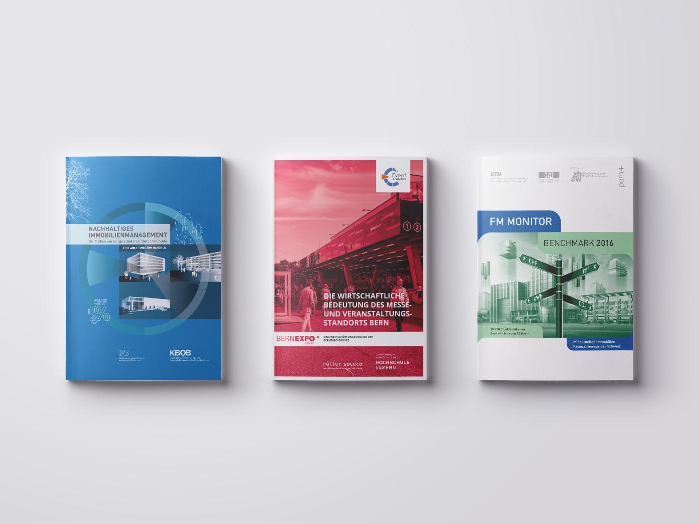 Berichte und Studien Picnic Terminal Visuelle Kommunikation